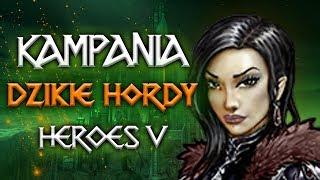 ⚔️ Heroes of Might and Magic V - Kampania Dzikie Hordy #3 - Na żywo