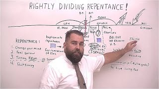 Rightly Dividing Repentance