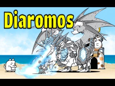 Battle Cats Intro: Dioramos