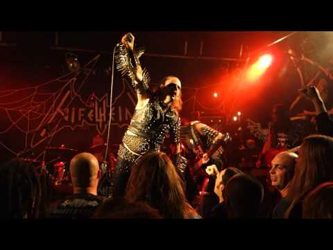 NIFELHEIM @ Truckstop Alaska, Sweden. Oct 5:th 2014 (HD)