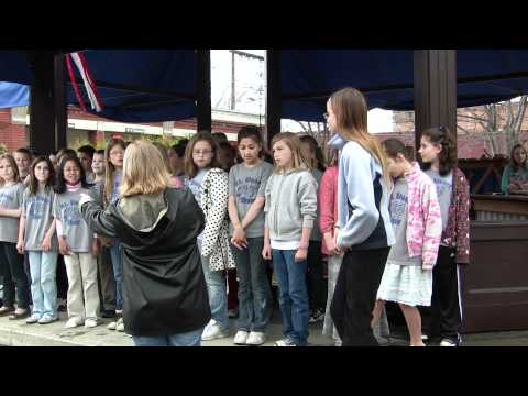The Mt. Stuart Choir - We Are The World