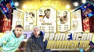 FIFA 19:ICON MOMENTS + OTW PACK ESKALATION und vieles mehr  zum NEUEN EVENT !!