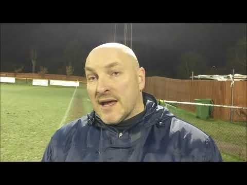 Alvechurch 2-2 Stratford Town: Ian Long Interview