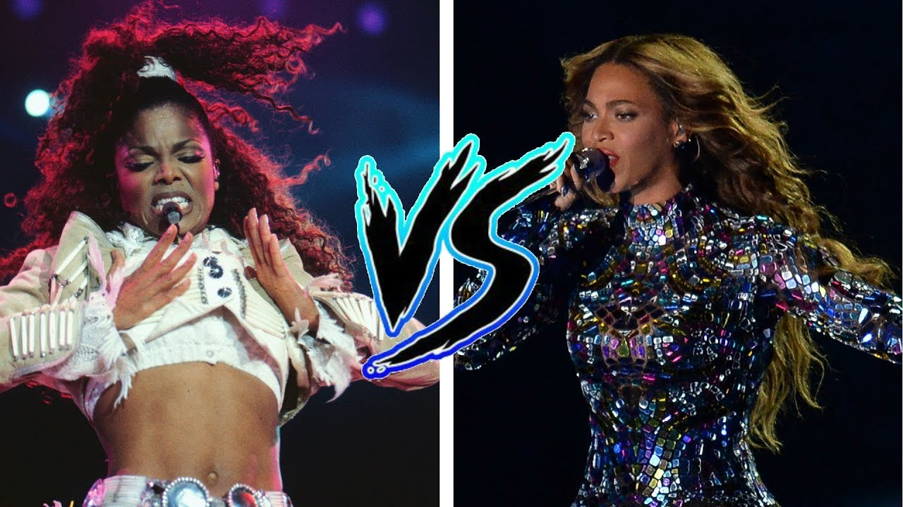 Beyonce Vs  Janet Jackson (Record Sales, Greatest Hits, Live Performances,  Tours)