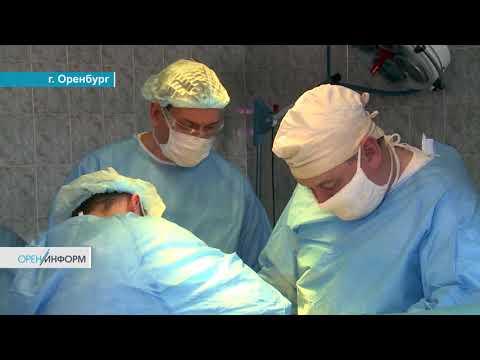 Операция на коленном суставе в ООКБ