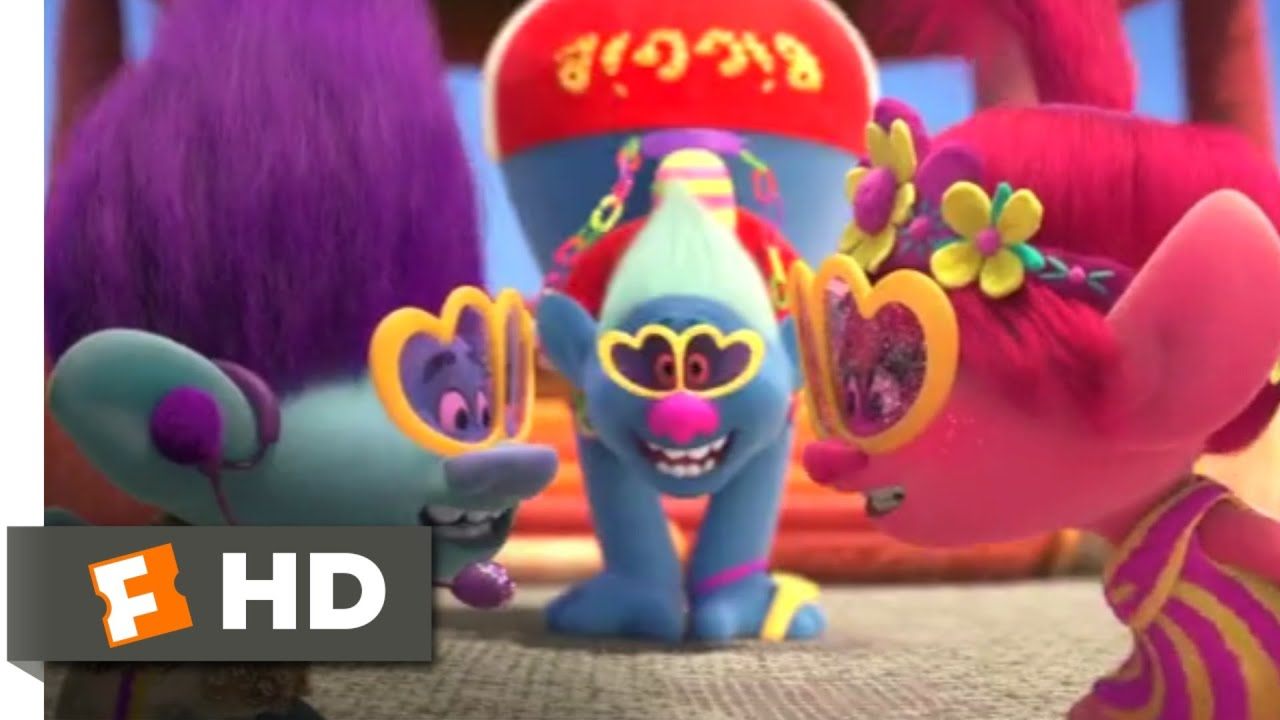 Download Trolls World Tour (2020) - All the Pop Songs Scene (3/10) | Movieclips
