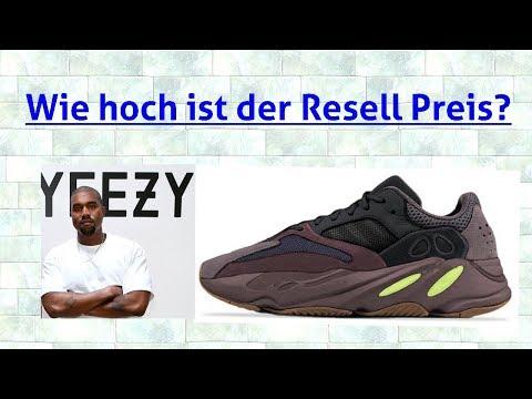 """Wie hoch ist der Resell? - Adidas Yeezy 700 """"Mauve"""" - Der Reseller"""