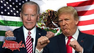 A Mexico deal, Biden-Trump stoush & seeya Sarah Huckabee Sanders! | Planet America