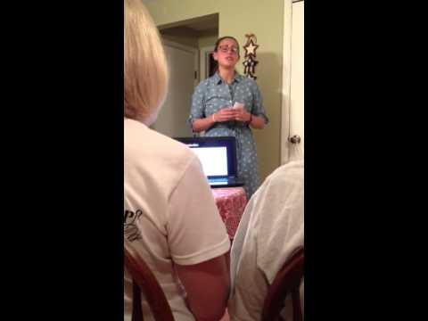 Chelsea's Informative Speech: Sex Trafficking in the U.S.