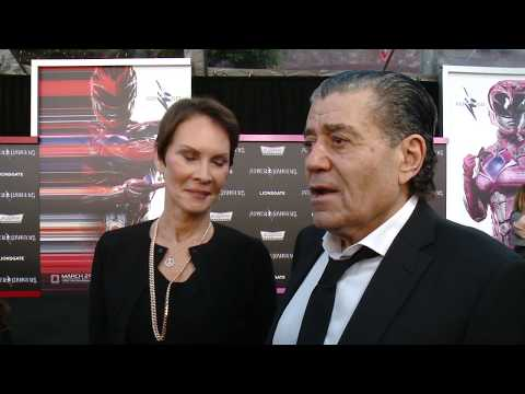 Power Rangers Premiere - Haim Saban Interview