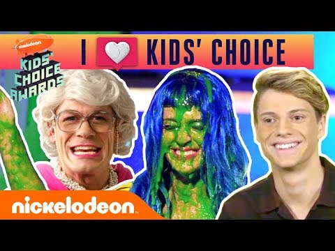 I ❤️ Kids' Choice – Stars Reacts to Liza Koshy, Nick Jonas, Katy Perry & More! | Nick