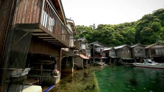 日本にもヴェネツィアがあった!海外で絶賛されていた、京都「伊根の舟屋」