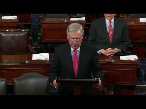 McConnell Comments on Tragedy at Marshall County High School