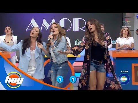 """Jolette regresa a la música en """"Canta la palabra""""  Hoy"""