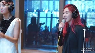 Red Velvet -  Dumb Dumb, 레드벨벳 - Dumb Dumb [정오의 희망곡 김신영입니다] 20160324