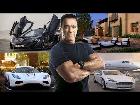 Arnold Schwarzenegger's Net Worth★ Biography ★House ★ Cars ...