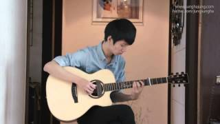 The Phantom of the Opera   Sungha Jung Acoustic Tabs Guitar Pro 6