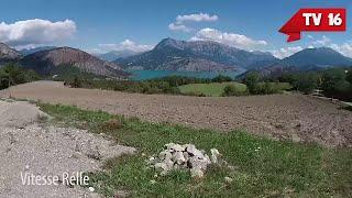 Balade à vélo dans les Hautes-Alpes - #001 : Rousset - TV16