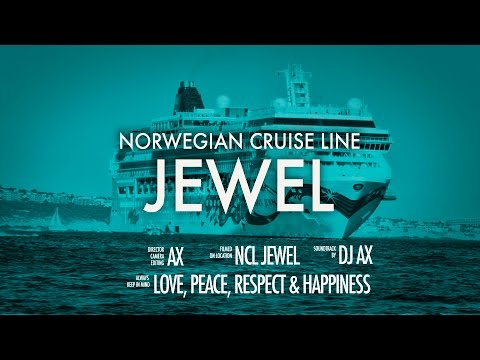 Review: Jewel - Norwegian Cruise Line - See the Stateroom with balcony