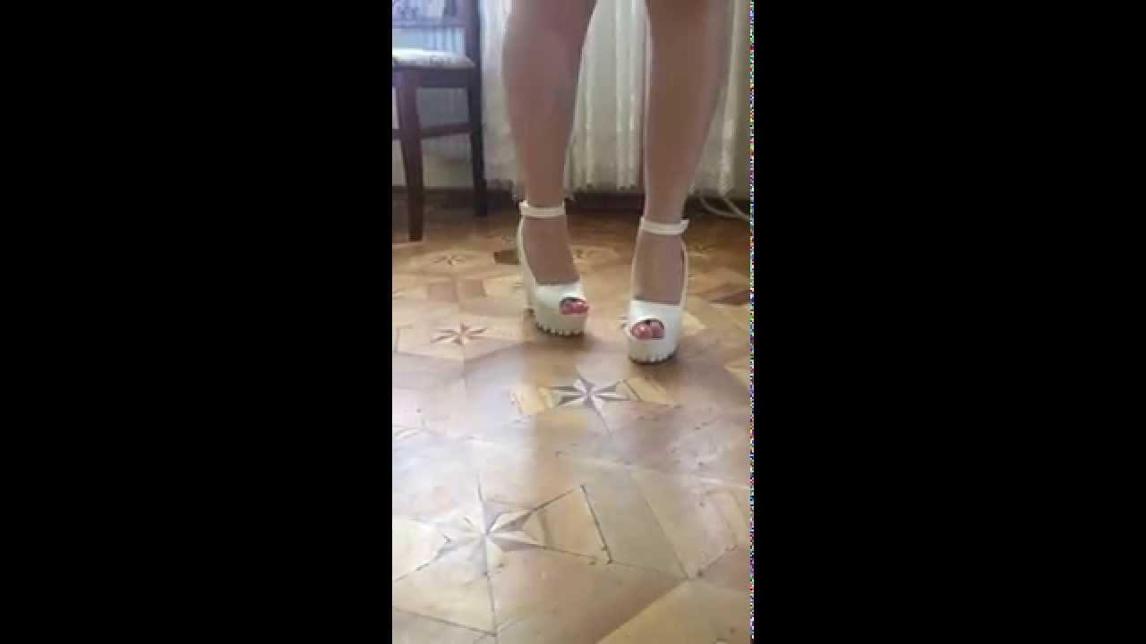 Обувные покупки лета 2014:балетки KARI+босоножки Jeffrey Campbell .