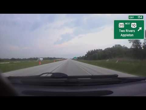 I-43 North - Milwaukee County to Green Bay WI