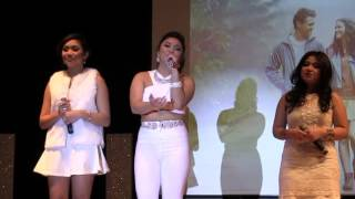 PANGAKO SA'YO/FOREVERMORE/ON THE WINGS OF LOVE MEDLEY (Live Cover by CLIQUE)