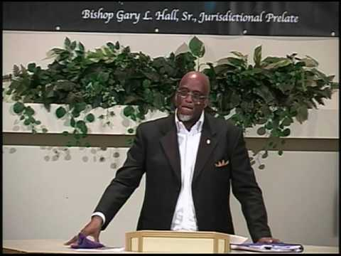 The Spirit of Counsel - 10.9.16 - West Jacksonville COGIC - Bishop Gary L. Hall Sr.