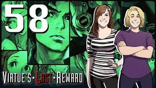 Zero Escape: Virtue's Last Reward #58 | ZERO ZERO ZERO