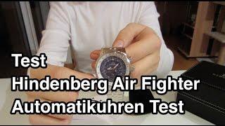 Test & Testbericht Hindenberg Air Fighter Review Erfahrung Meinung Empfehlung
