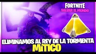 ❣Carry Rey Mítico (Cualquier PODER) Carry de 2 en 2 I Fortnite Salvar El Mundo ❣RedForGames❣