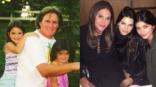 Kendall Jenner SHADES Caitlyn On Fathers Day! Kylie Has Opposite Reaction