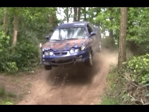 Hyundai Coupe offroad test