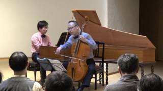 François Couperin : Concert No.1(コンセール第1番)- ジュゴンボーイズ