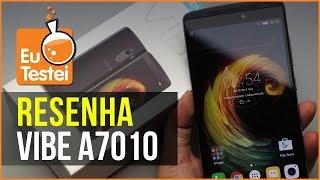 Lenovo Vibe A7010 é ótimo custo benefício! Vem ver! - Resenha EuTestei