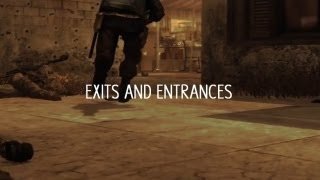 SaucyBeanMunch - 'Exits and Entrances'