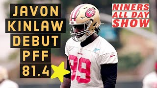 49ers 2020: How did Javon Kinlaw do?