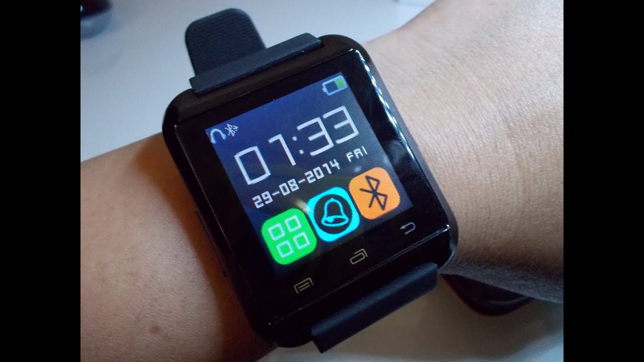 gt08 smart watch user manual pdf