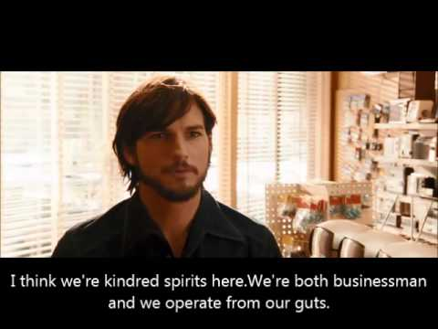 """Analysis of Negotiation Scenes From Movie """"Jobs (2013)"""" by Maggie Rosalina."""