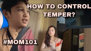 VLOG #59 MY SON COPIED HOW I LOST MY TEMPER (PARENTS, LET'S BE CAREFUL)