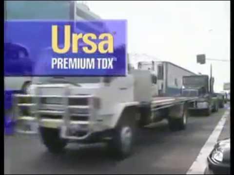 LUBRICANTES TEXACO GAMA URSA