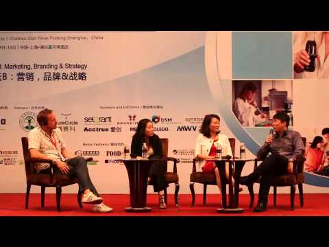 1700 Panel Discussion:Marketing & Branding with Internet Thinking