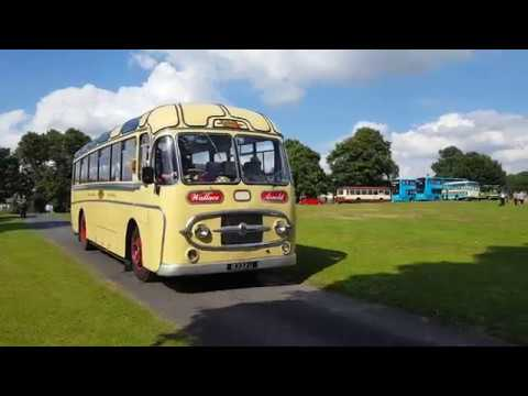 wakefield bus  rally  2017 part1