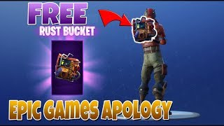 How to Get the Free Fortnite backpack