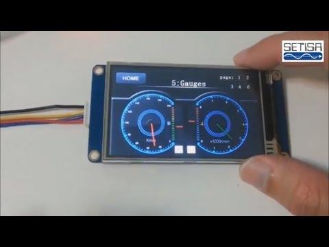Módulos LCD Más Populares Para Arduino