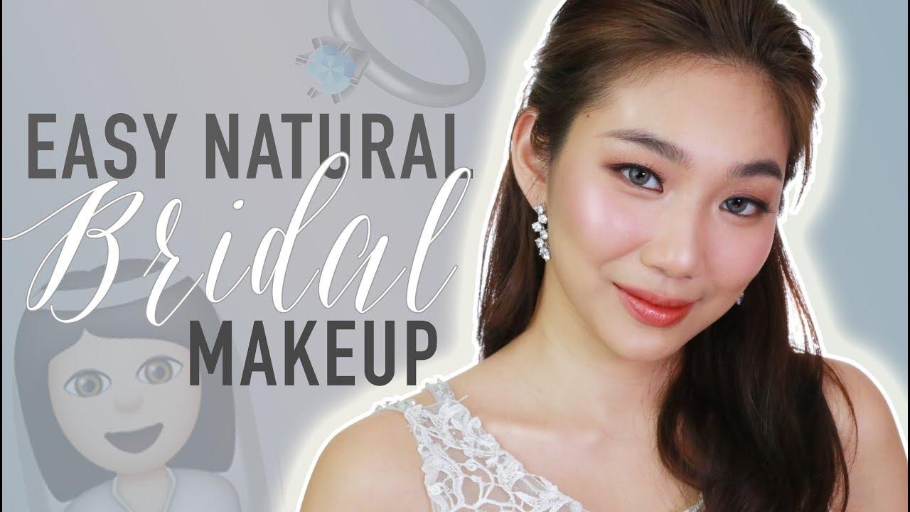 Diy Wedding Makeup Skin But Better Look Raiza Contawi