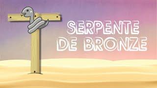 SERPENTE DE BRONZE - SÉRIE INFANTOJUVENIL - EPISÓDIO 4