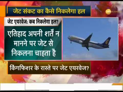 SBI Chairman says, Lenders will make every effort to keep Jet Airways flying