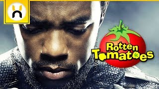 Black Panther Rotten Tomatoes Score & Review Roundup