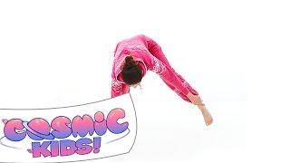 Dinosaur Pose | Cosmic Kids yoga posture of the week
