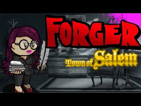 FORGER | Town of Salem Ranked | Forger Success